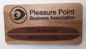 PPBA Member Plaque